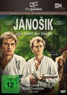 Janosik, Held der Berge, 2 DVDs