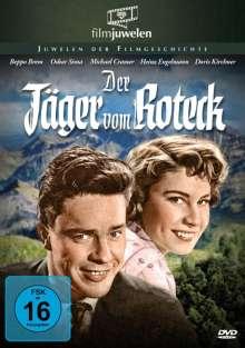 Der Jäger vom Roteck, DVD