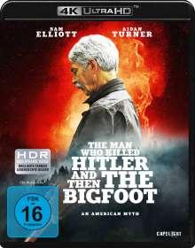 The man who killed Hitler and then the Bigfoot (Ultra HD Blu-ray), Ultra HD Blu-ray