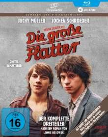 Die grosse Flatter (Blu-ray), Blu-ray Disc