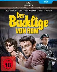 Der Bucklige von Rom (Blu-ray), Blu-ray Disc