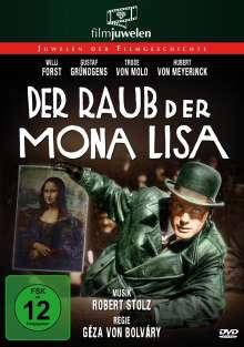 Der Raub der Mona Lisa, DVD