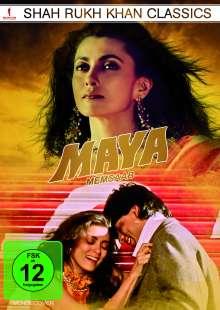 Maya Memsaab, DVD
