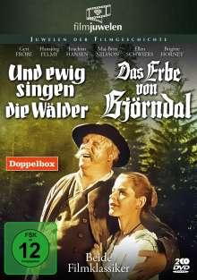 Und ewig singen die Wälder / Das Erbe von Björndal, 2 DVDs
