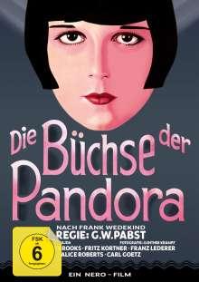 Die Büchse der Pandora (Blu-ray & DVD im Mediabook), 1 Blu-ray Disc und 1 DVD