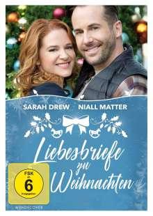 Liebesbriefe zu Weihnachten, DVD