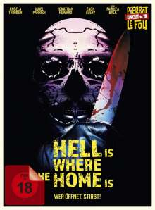 Hell Is Where The Home Is (Blu-ray & DVD im Mediabook), 1 Blu-ray Disc und 1 DVD