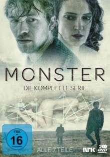 Monster (Komplette Serie), 2 DVDs