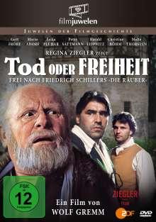 Tod oder Freiheit, DVD