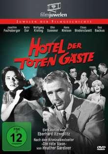 Hotel der toten Gäste, DVD