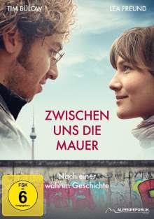 Zwischen uns die Mauer, DVD