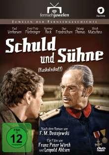 Schuld und Sühne (1959), DVD