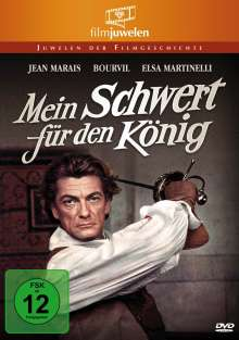 Mein Schwert für den König, DVD