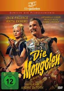 Die Mongolen - Der Raubzug des Dschingis Khan, DVD