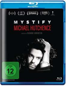 Mystify: Michael Hutchence (OmU) (Blu-ray), Blu-ray Disc
