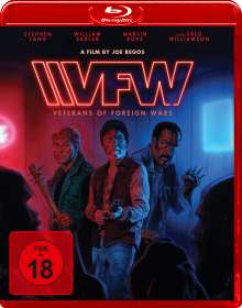 VFW - Veterans of Foreign Wars (Blu-ray), Blu-ray Disc