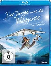 Der Junge und die Wildgänse (Blu-ray), Blu-ray Disc