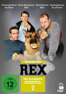 Kommissar Rex Staffel 7, 2 DVDs