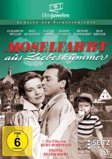 Moselfahrt aus Liebeskummer, DVD