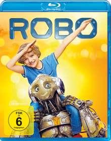 Robo (Blu-ray), Blu-ray Disc