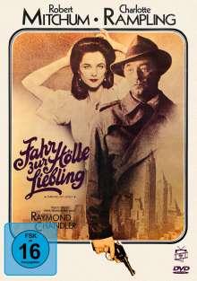 Fahr zur Hölle, Liebling, DVD