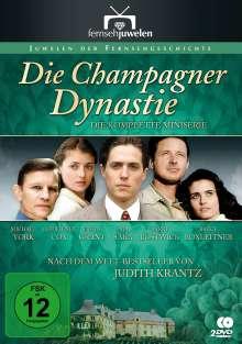 Die Champagner-Dynastie, 2 DVDs