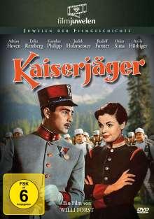 Kaiserjäger, DVD