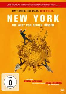New York - Die Welt vor Deinen Füßen, DVD