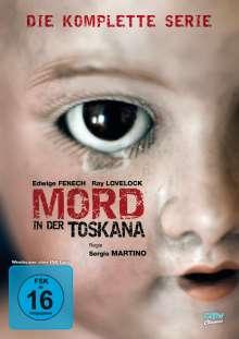 Mord in der Toskana (Komplette Serie), 2 DVDs