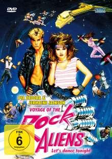 Voyage of the Rock Aliens, DVD