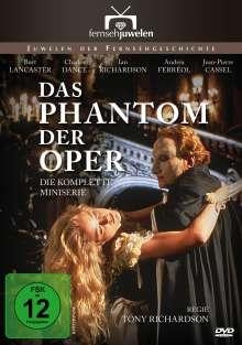 Das Phantom der Oper (1990) (Komplette Miniserie), DVD