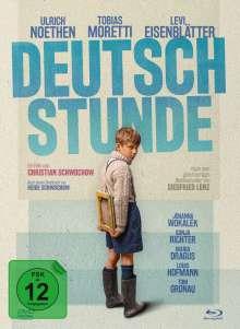 Deutschstunde (2019) (Blu-ray & DVD im Mediabook), 1 Blu-ray Disc und 1 DVD