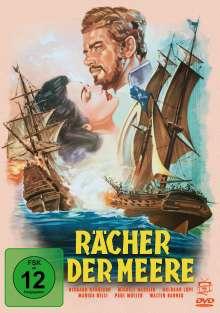 Der Rächer der Meere, DVD