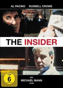 The Insider (Blu-ray & DVD im Mediabook), 1 Blu-ray Disc und 1 DVD
