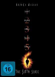 The Sixth Sense (Blu-ray & DVD im Mediabook), 1 Blu-ray Disc und 1 DVD