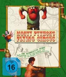 Monty Python's Flying Circus (Komplette Serie) (Blu-ray), 7 Blu-ray Discs