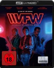 VFW - Veterans of Foreign Wars (Ultra HD Blu-ray), Ultra HD Blu-ray