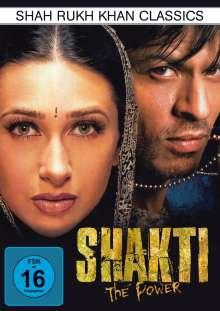 Shakti - The Power, DVD