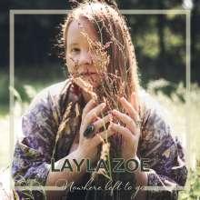 Layla Zoe: Nowhere Left To Go, CD