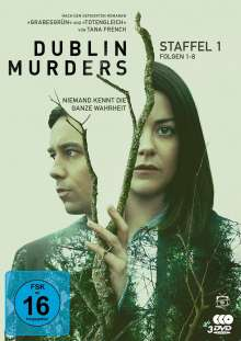 Dublin Murders Staffel 1, 2 DVDs
