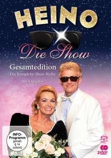 Heino - Die Show (Gesamtedition: Die komplette Show-Reihe), 2 DVDs