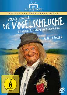 Die Vogelscheuche (Komplette deutsche TV-Serienfassung), DVD