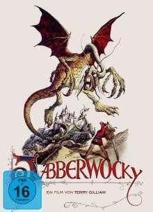 Monty Python's Jabberwocky (Blu-ray & DVD im Mediabook), 1 Blu-ray Disc und 1 DVD