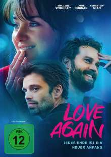 Love Again (2019), DVD