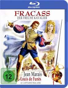 Fracass, der freche Kavalier (Blu-ray), Blu-ray Disc