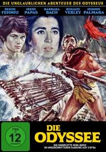 Die Odyssee (1968), 3 DVDs