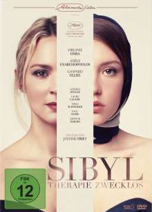 Sibyl, DVD