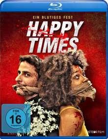 Happy Times (Blu-ray), Blu-ray Disc