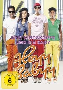 Drei Kindsköpfe und ein Baby, DVD