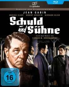 Schuld und Sühne (1956) (Blu-ray), Blu-ray Disc